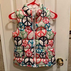 Old Navy girls vest